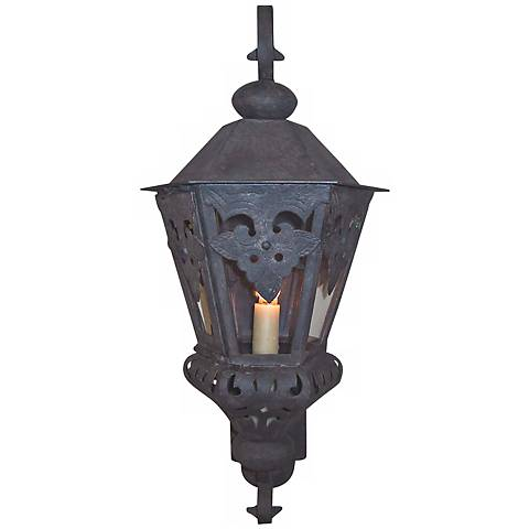"Laura Lee Morocco Large 26"" High Outdoor Wall Lantern"