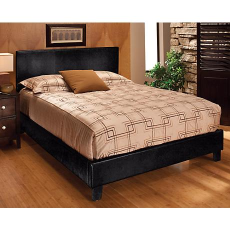 Hillsdale Harbortown Black Bed