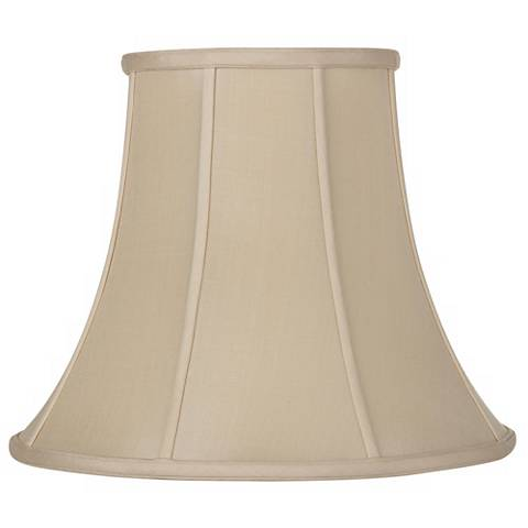 Sand Silk Bell Lamp Shade 7.5x14x11.5 (Spider)