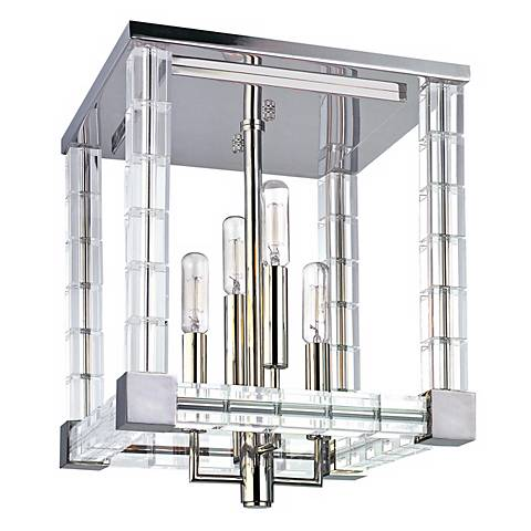 """Hudson Valley Alpine Collection 11 1/2"""" Wide Ceiling Light"""