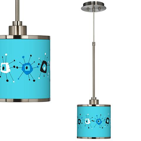 Sputnickle Giclee Glow Mini Pendant Light