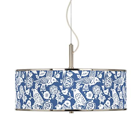 "Seedling by thomaspaul Aviary 20"" Wide Pendant Light"