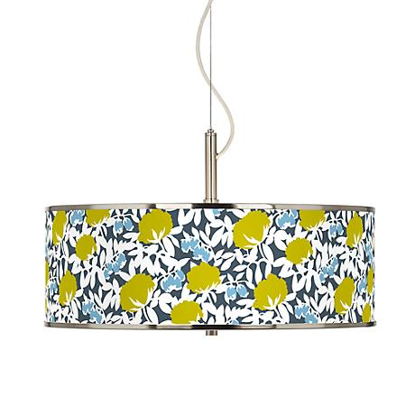 "Seedling by thomaspaul Hedge 20"" Wide Pendant Light"