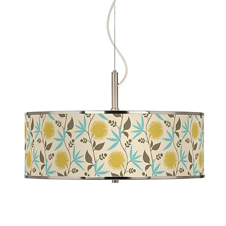 "Seedling by thomaspaul Dahlia 20"" Wide Pendant Light"