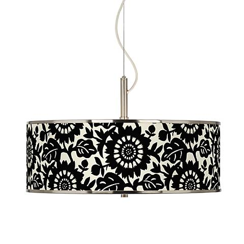 "Seedling by thomaspaul Stockholm 20"" Wide Pendant Light"