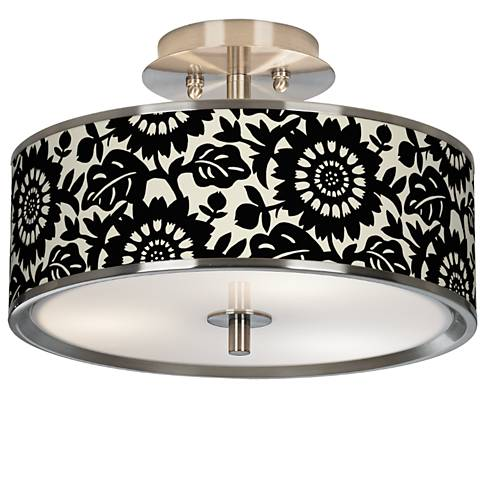 "Seedling by thomaspaul Stockholm 14"" Wide Ceiling Light"