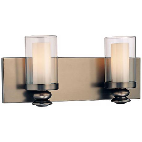 "Minka Lavery Harvard Court 15 1/4"" Wide Bath Wall Light"