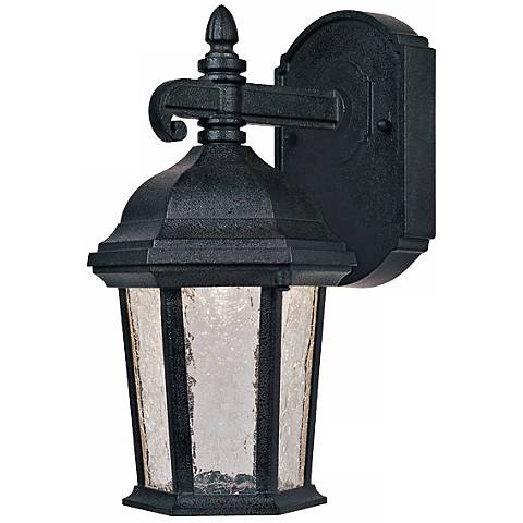 "Abbington Driftwood 17 1/4"" High LED Outdoor Wall Light"