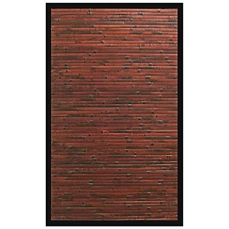 Foothill Collection Brindle Area Rug