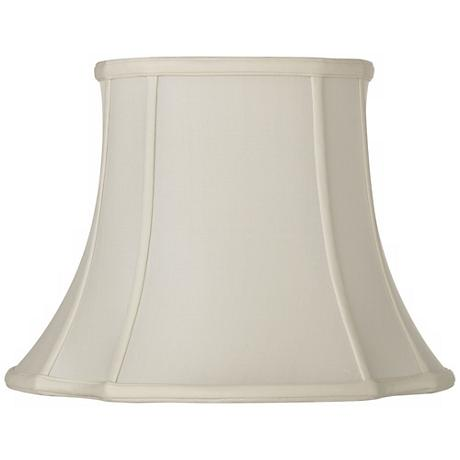 Oyster French Oval Shade 8/10.5x15/18x12.75 (Spider)