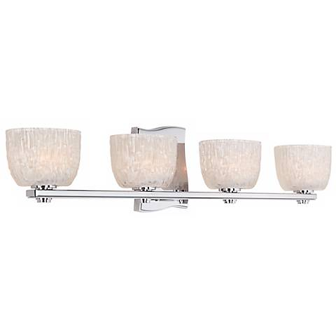 "Cove Neck Collection 27 1/4"" Wide Bathroom Wall Light"