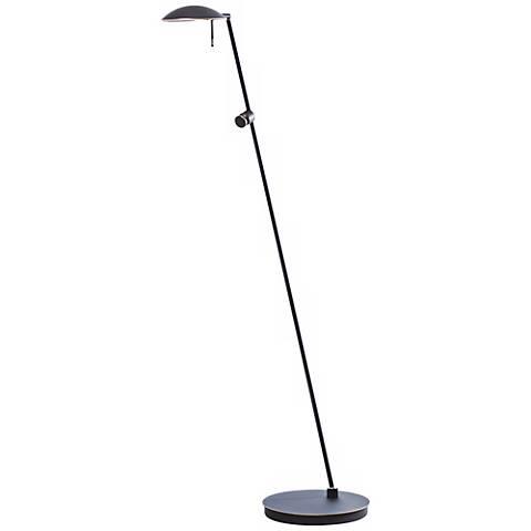 Old Bronze Bernie Turbo LED Tilt Base Holtkoetter Floor Lamp