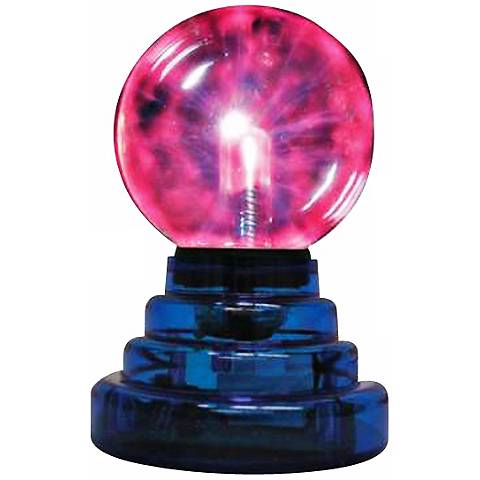 "Mini 7"" High Plasma Ball Accent Party Light"