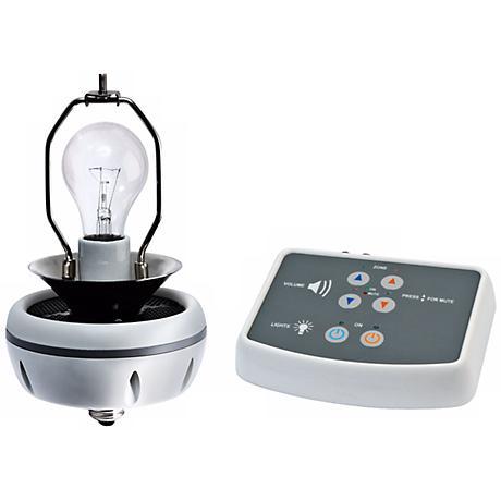 Sound of Light Lamp Top Wireless Speaker System