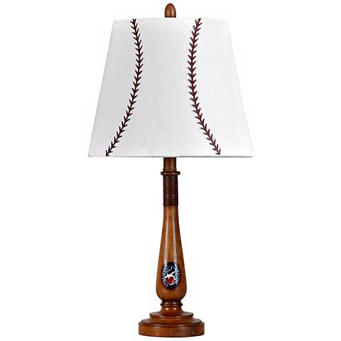 Kidd Valley Baseball Bat Accent Lamp