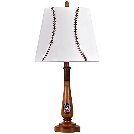 Kidd Valley Baseball Bat Accent Lamp