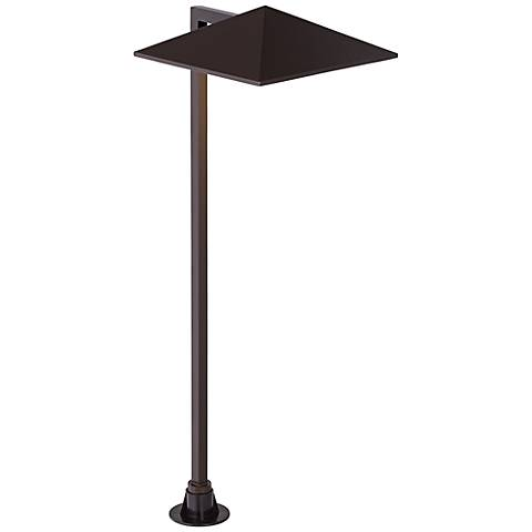Hinkley Harbor Bronze LED Landscape Light