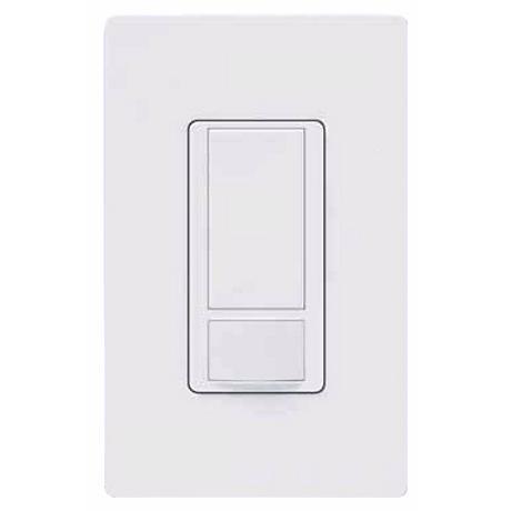 Lutron Maestro White Small Room 2-Mode Occupancy Sensor