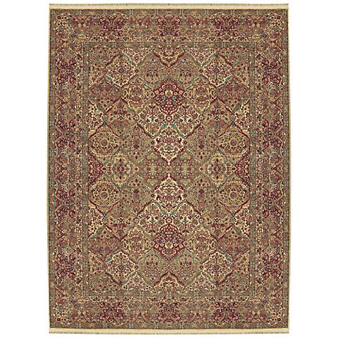 Empress Kirman Original Karastan Area Rug