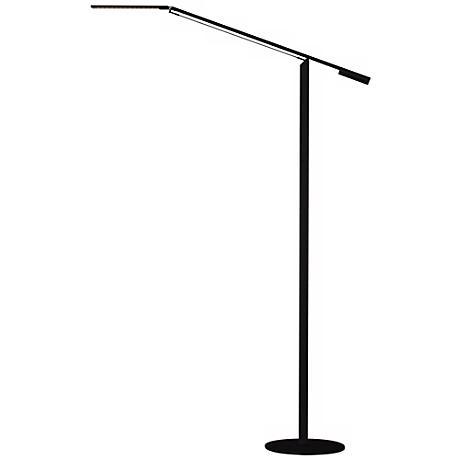 Koncept Gen 3 Equo Daylight LED Floor Lamp Black
