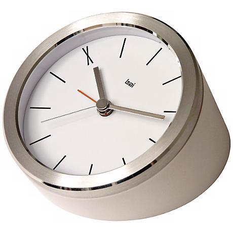 Blanco Ten Executive Alarm Clock