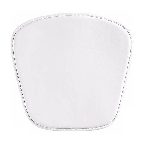 Zuo Modern Wire/Mesh White Seat Cushion