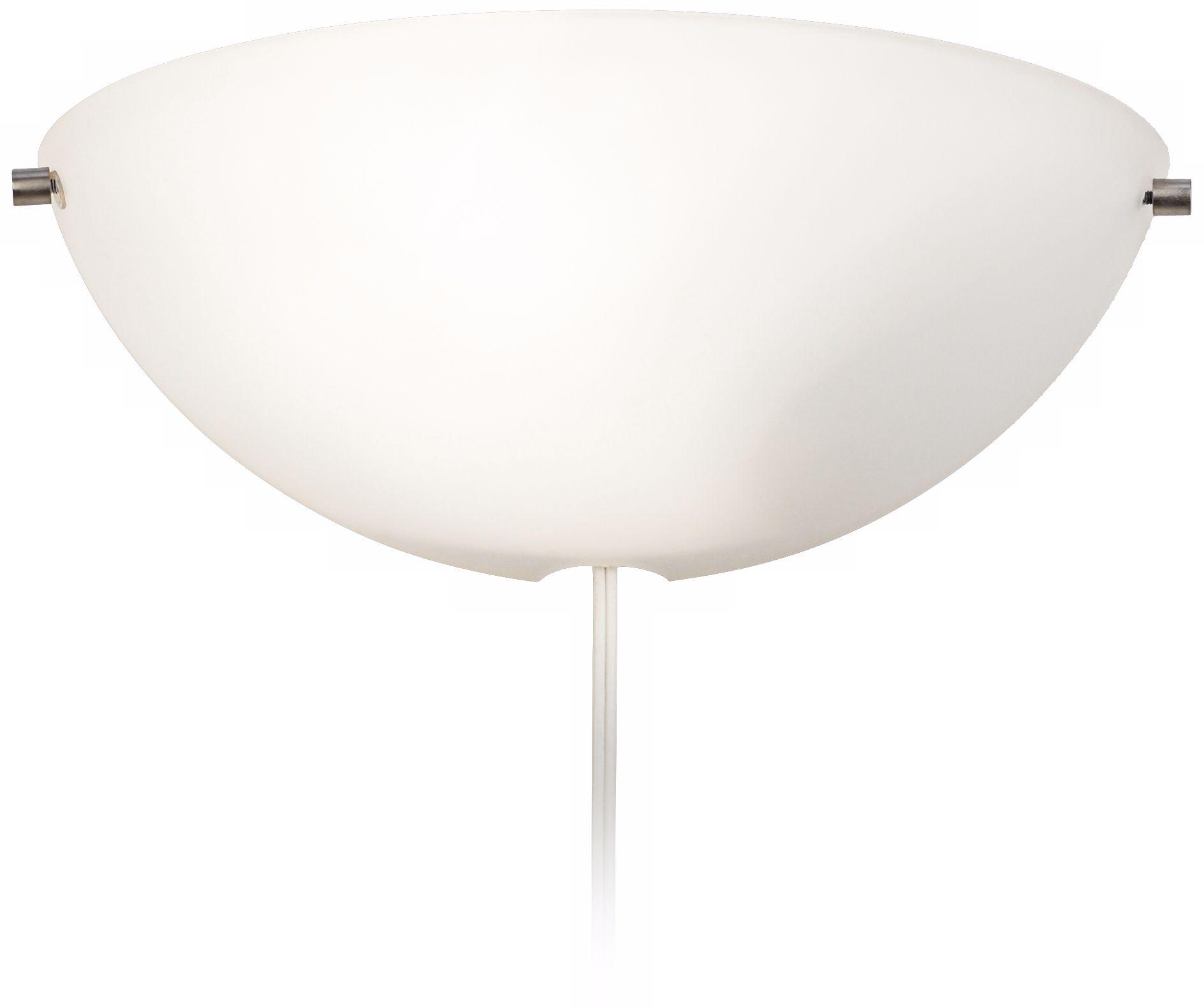 possini euro design frosted glass plugin wall sconce - Possini Euro Design