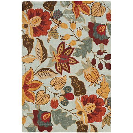 Safavieh Blossom BLM863A Collection Artisan Rug