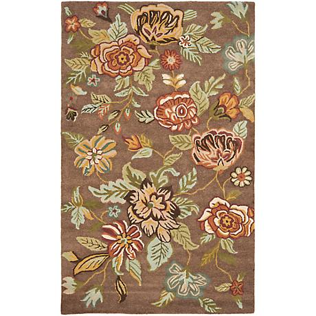 Safavieh Blossom BLM920A Collection Area Rug