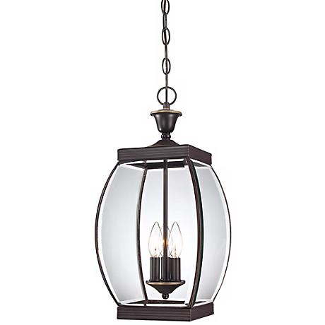 "Quoizel Oasis 20 1/2"" High Hanging Outdoor Light"