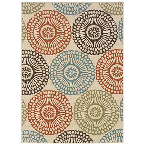 Oriental Weavers Montego 697J6 Indoor-Outdoor Rug