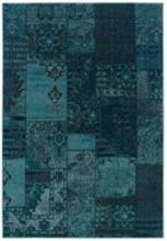 "Oriental Weavers Revival 501G 5'3""x7'6"" Aqua Area Rug"