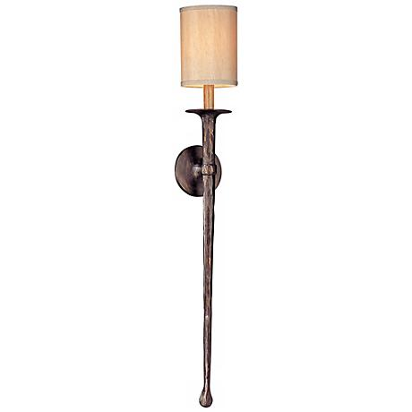 Lamps Plus Bronze Wall Sconce : Faulkner 36