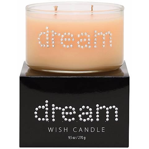 Dream Hand-Jeweled Wish Candle