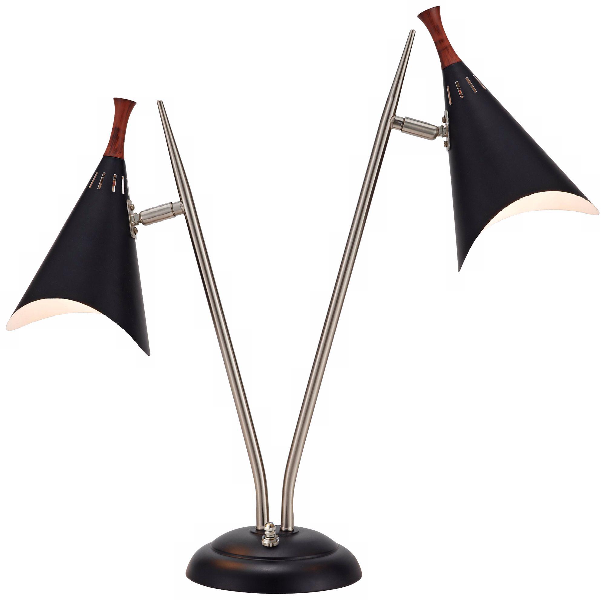 draper midcentury modern desk lamp