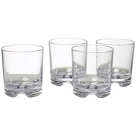 Set 4 Vivaldi Clear Tumblers