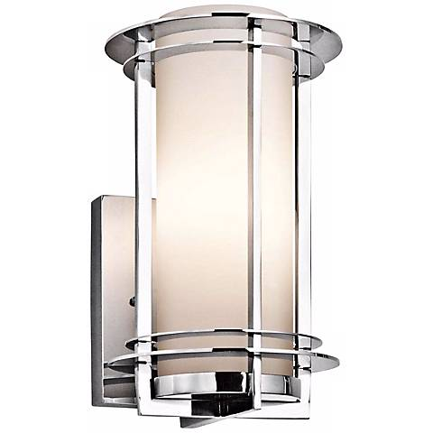 Kichler Pacific Edge Small Marine Grade Steel Outdoor Sconce
