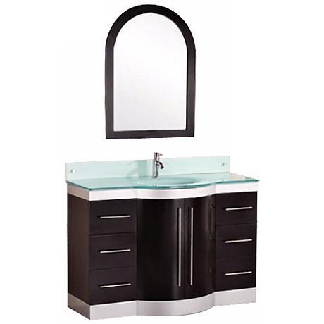 Bathroom vanities lamps plus for Bathroom vanity plus