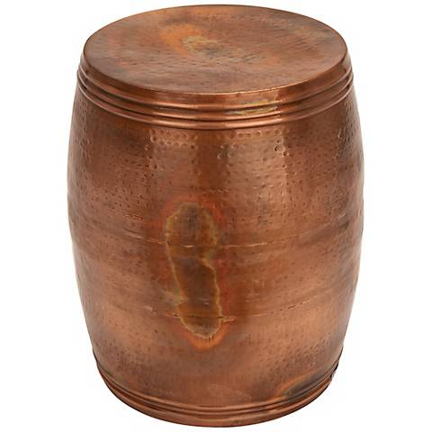 Copper Metal Accent