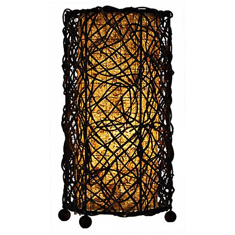 Eangee Durian Uplight Natural Accent Lamp