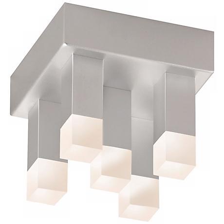"""Sonneman Connetix 5"""" Wide LED Ceiling Light"""