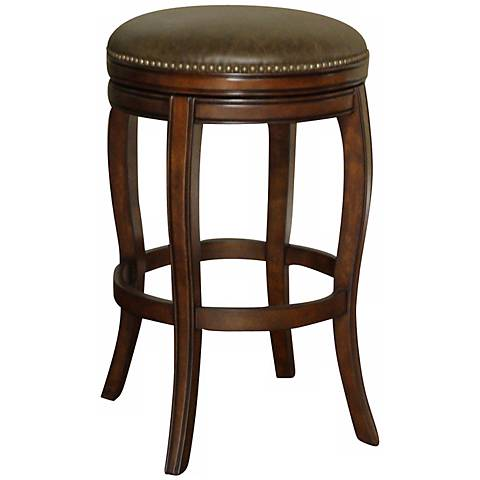 "American Heritage Wilmington 34"" Coco Tall Bar Stool"