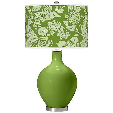 Gecko Aviary Ovo Table Lamp