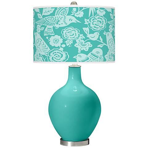 Synergy Aviary Ovo Table Lamp