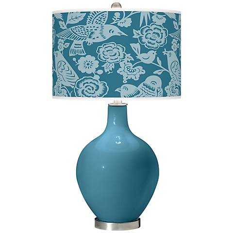 Great Falls Aviary Ovo Table Lamp