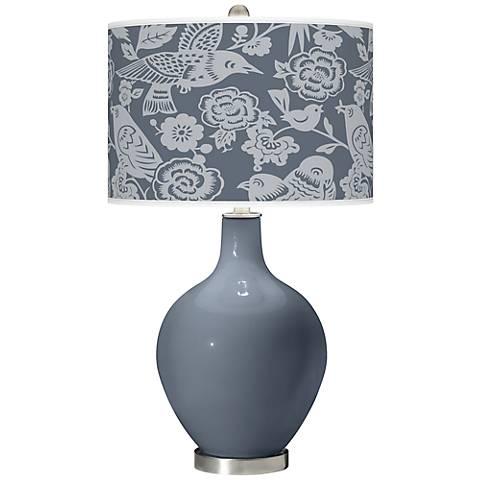 Granite Peak Aviary Ovo Table Lamp