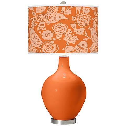 Invigorate Aviary Ovo Table Lamp