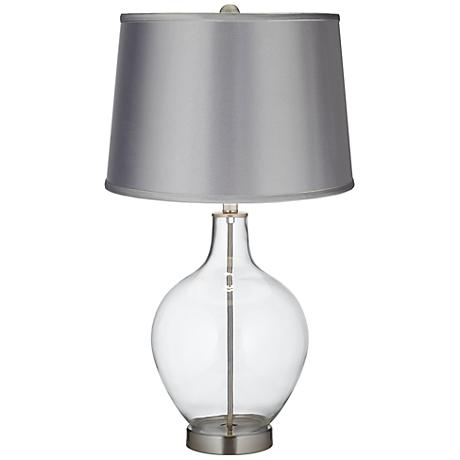 how to clean satin lamp shades