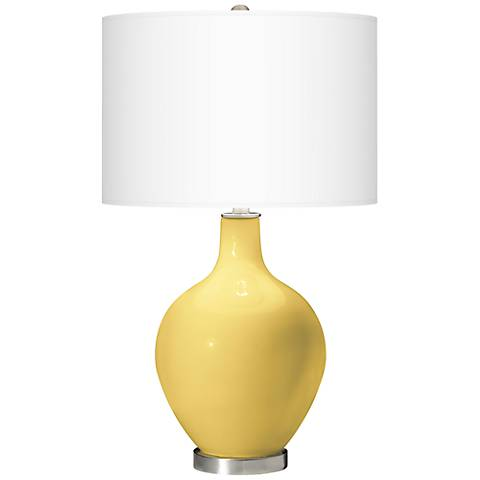 Daffodil Ovo Table Lamp