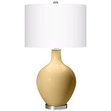 Humble Gold Ovo Table Lamp